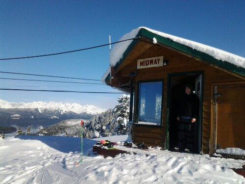 mt eyak alaska skiing